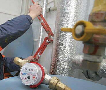 Замена и установка водяных счетчиков в г.Вишневое