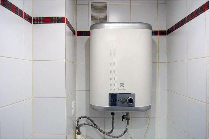 Монтаж водонагревателя в Киеве