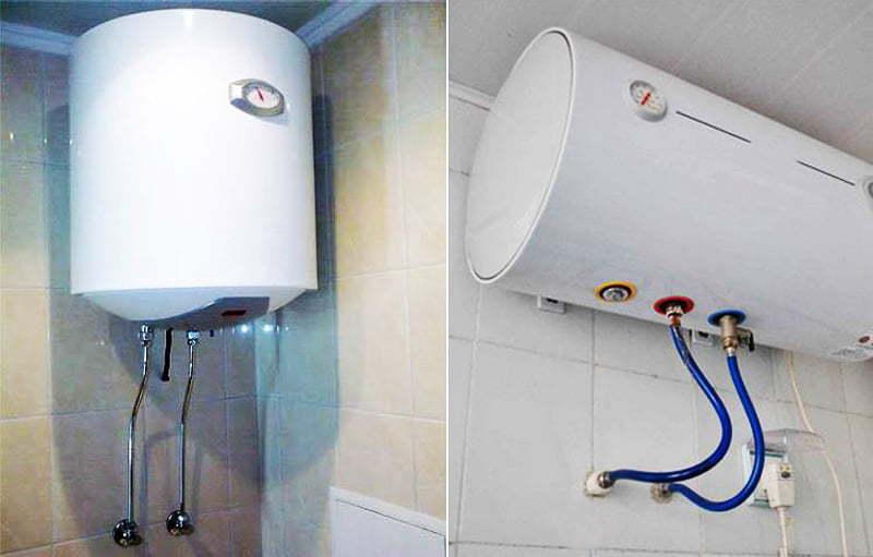 Установка водонагревателя Киев