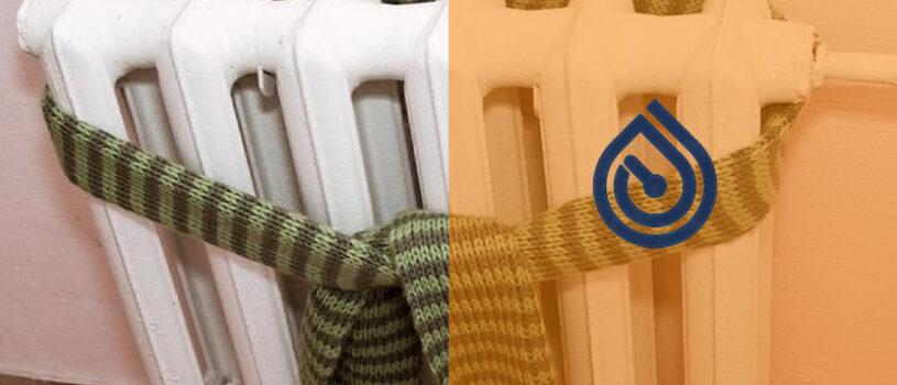 Как оформить перерасчет за отопление, если дома холодно?