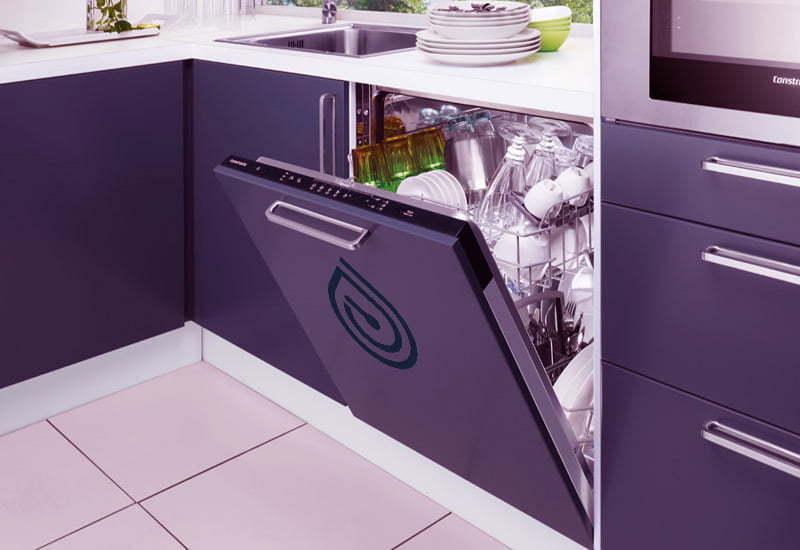 Установка посудомоечных машин в Киеве и КО